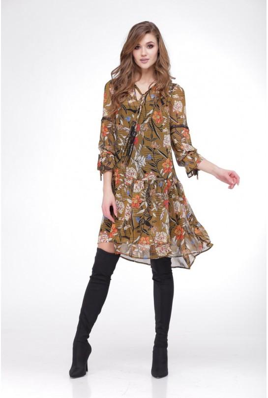 Платье женское В-83