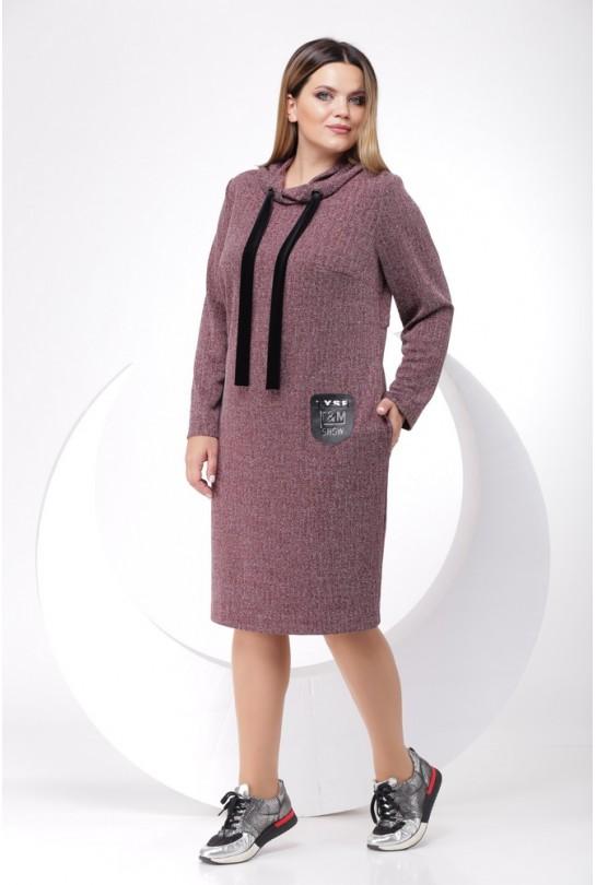 Платье женское В-52