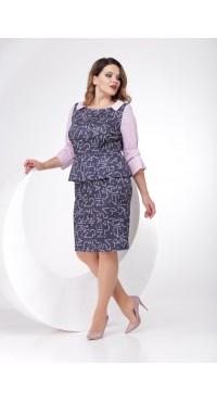 Платье женское В-60