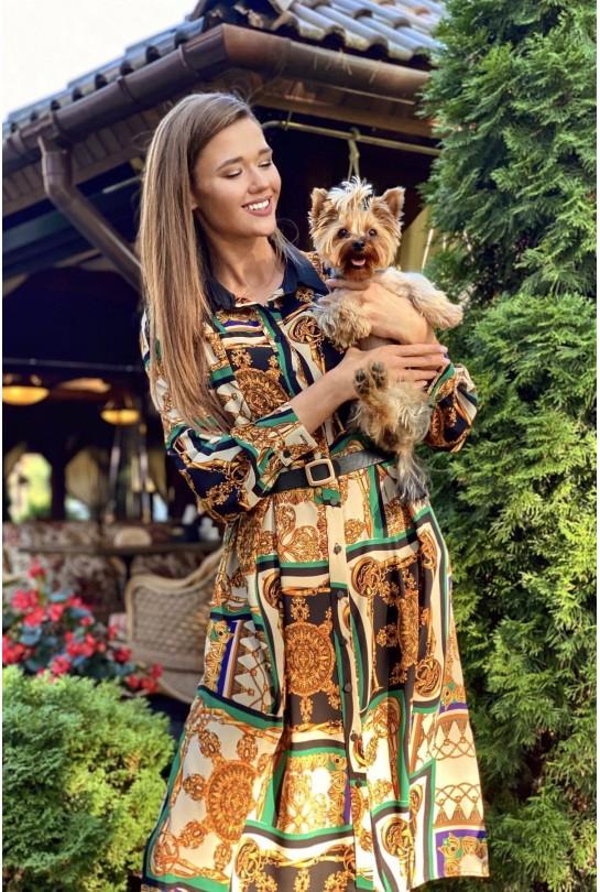 Платье женское В-355Д