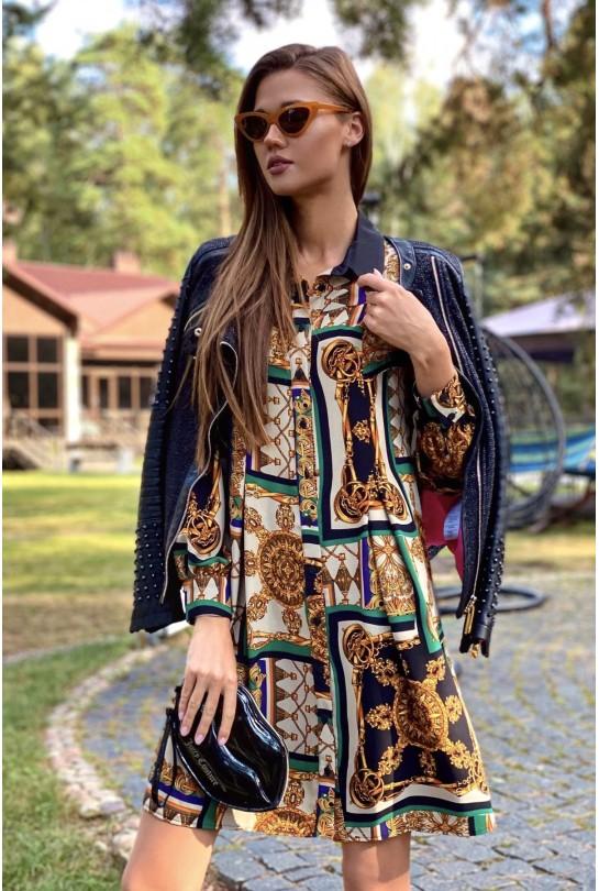 Платье женское В-355К