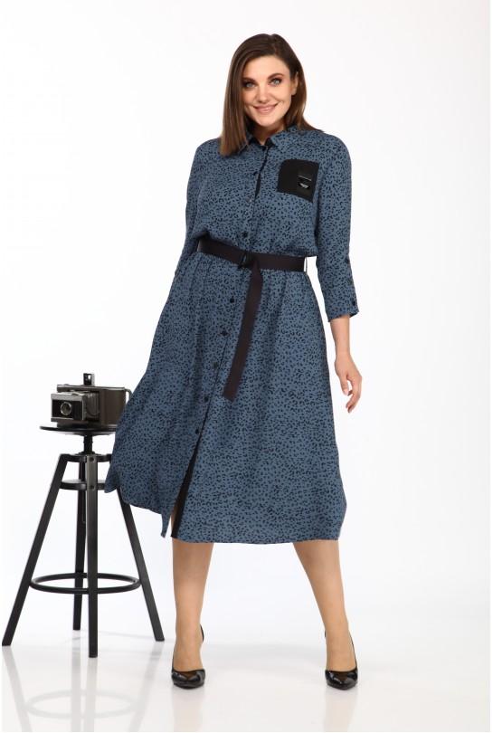 Платье женское М-9909Б