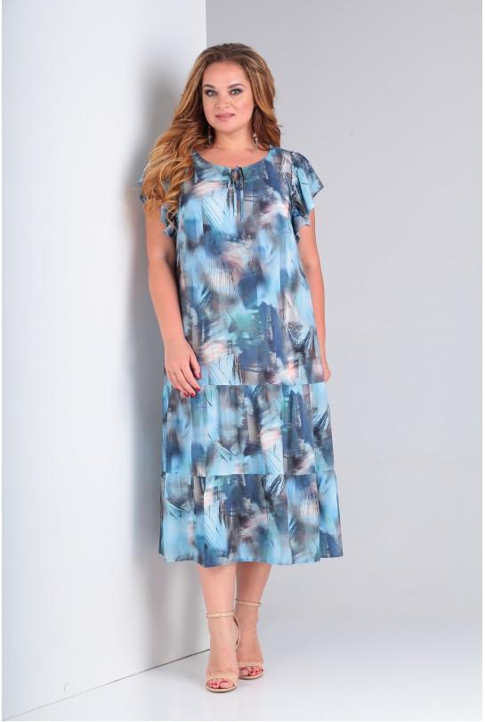 Платье женское В-277А