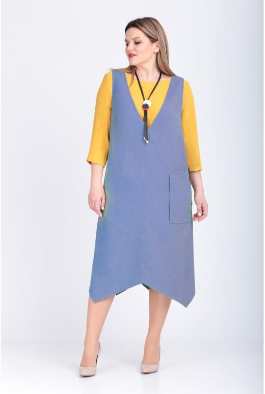 Платье женское В-136.1