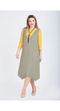 Платье женское В-136