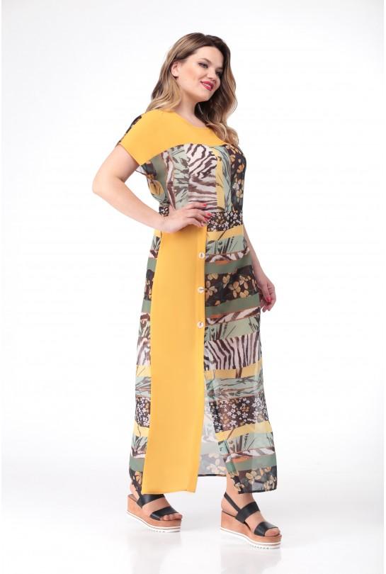 Платье женское В-155