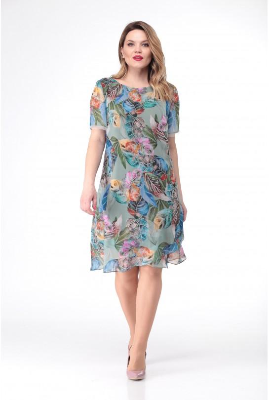 Платье женское В-156